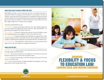 Flexibility & FoCUs