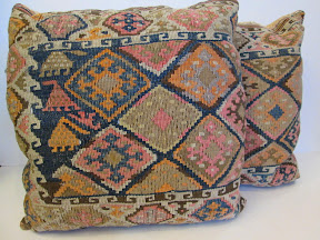 Kilim Pillow Pair 2