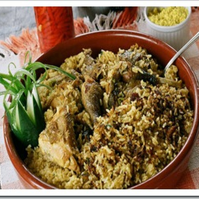 Arroz com capote – ricette brasiliane