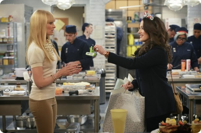2 broke girls 3x16 max e caroline