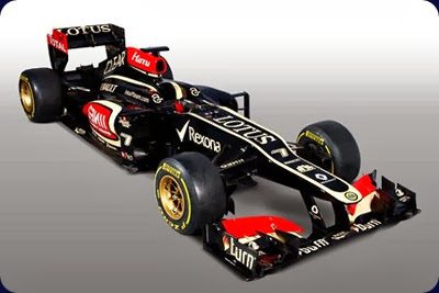 Lotus E21 Launch