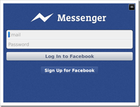 Download Facebook Messanger Offline Installer Free
