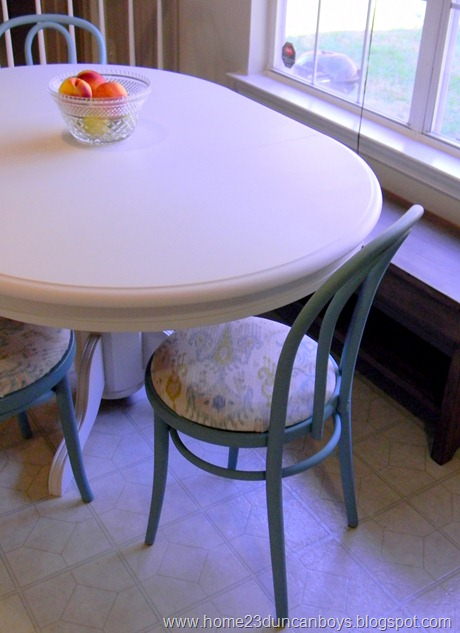 painted kitchen table4