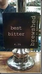 Brewshed - Best Bitter