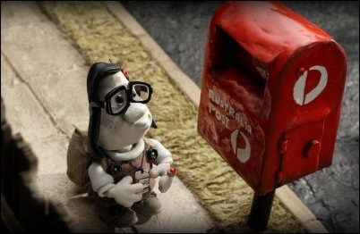 Mary and Max - 6