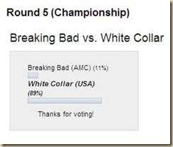 White Collar Vote 4-16-13