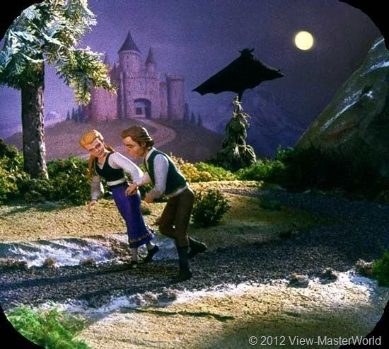 View-Master Dracula (B324), Scene B7