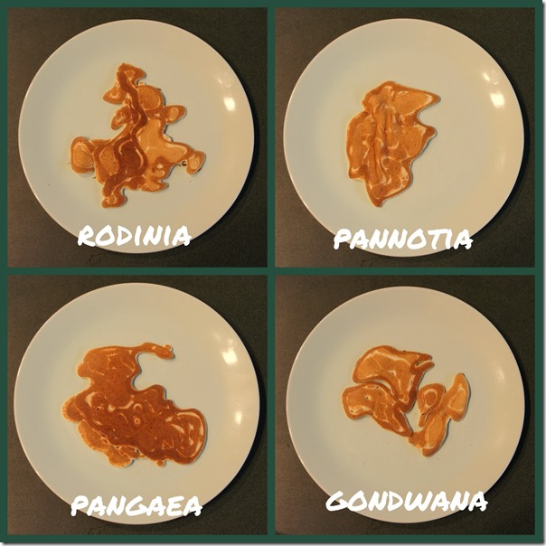 supercontinent pancakes