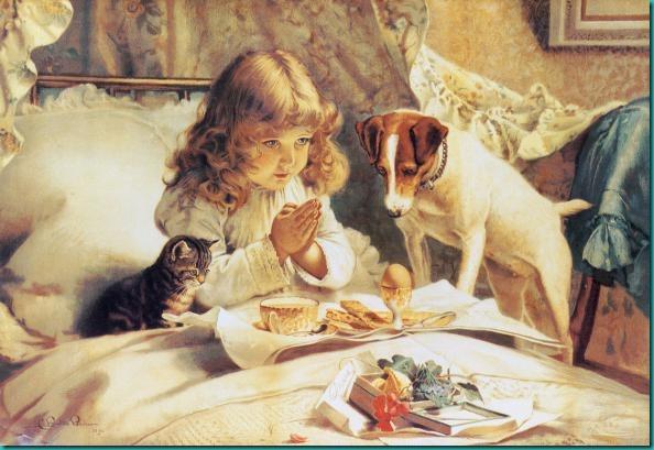 niños y animales (4)