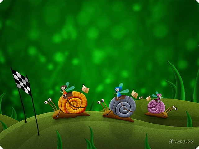 vladstudio_snail_racing_1024x768_signed