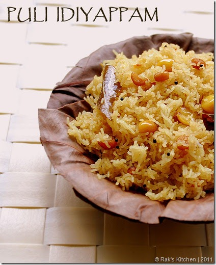 Idiyappam Recipe Rak S Kitchen