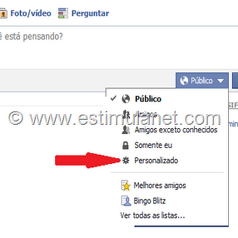 Como esconder suas publicações de uma pessoa no Facebook sem bloquea-la