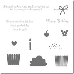 Create a Cupcake -layout