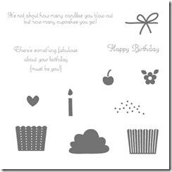 Create a Cupcake -layout