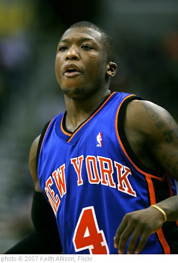 'Nate Robinson' photo (c) 2007, Keith Allison - license: http://creativecommons.org/licenses/by-sa/2.0/