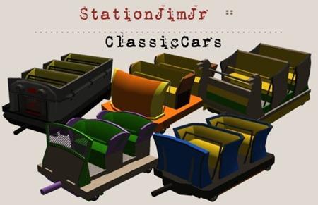 ClassicCars (StationJimJr) lassoares-rct3