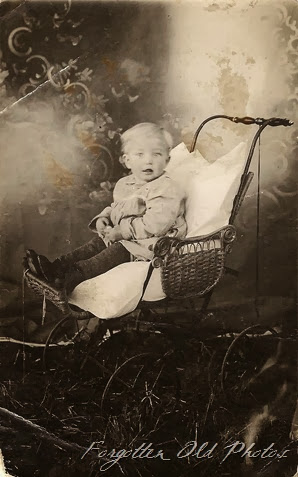 Postcard Leland Halstenson DL Antiques
