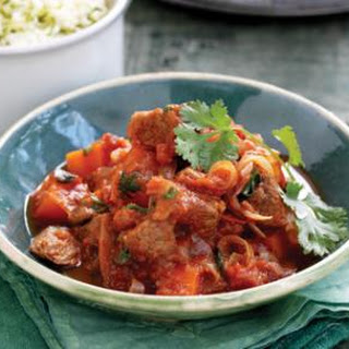Lamb, Date And Sweet Potato Tagine