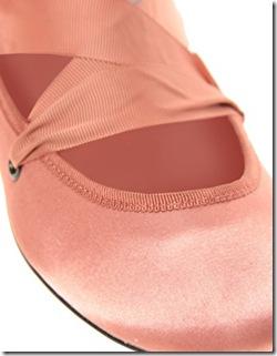 Linger Tie Ballet Pumps1