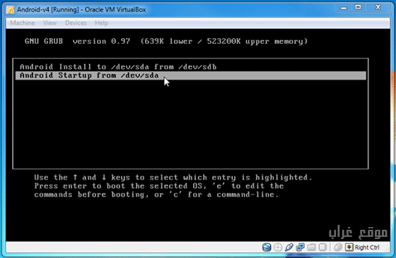 Android-v4 Booting On Windows Linux Mac