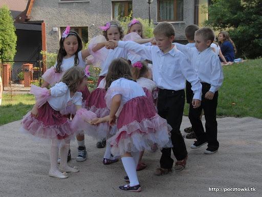 Układy taneczne były naprawdę zmienne