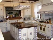 Кухонная посуда и утварь в декоре интерьера 1