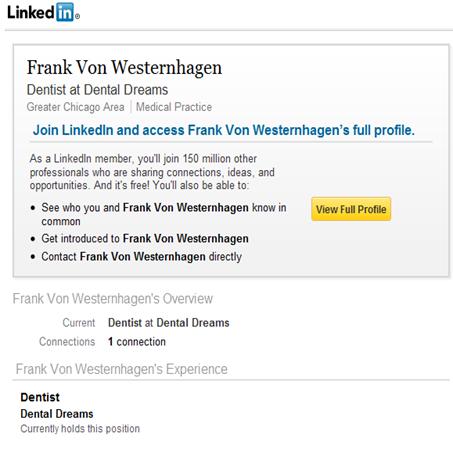 FrankVonWesternhagen-DentalDreams-Family Smiles