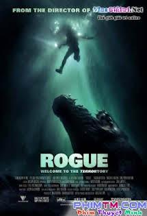 Cá Sấu Ăn Thịt Người - Rogue Tập 1080p Full HD