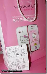 Samsung Galaxy Y Hello Kitty  374