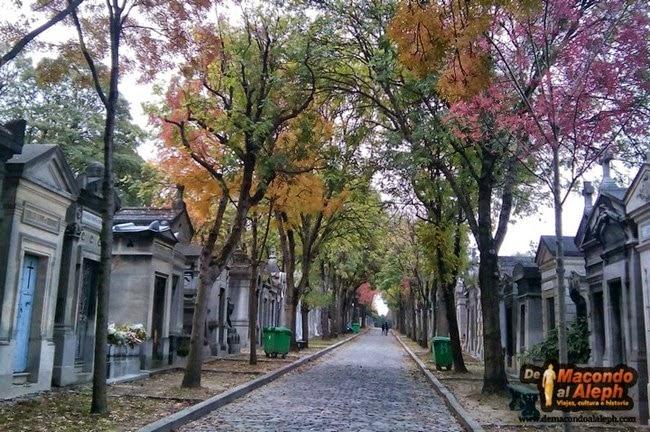 Paris visita cementerio Père Lachaise 2