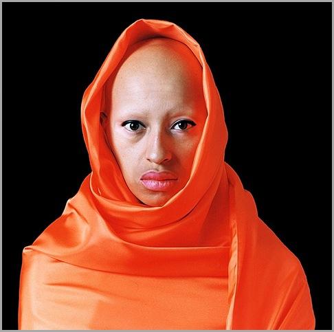 pierre_gonnord-Bright Orange_Regards_1999