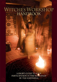 Cover of Tim Hartridge's Book Witches Workshop Handbook A Short Guide To Participation In The Workshop Part I