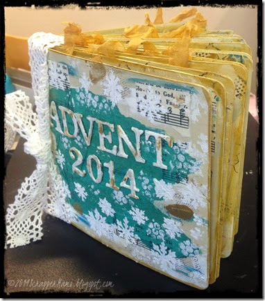 Cover of Advent Journal 2