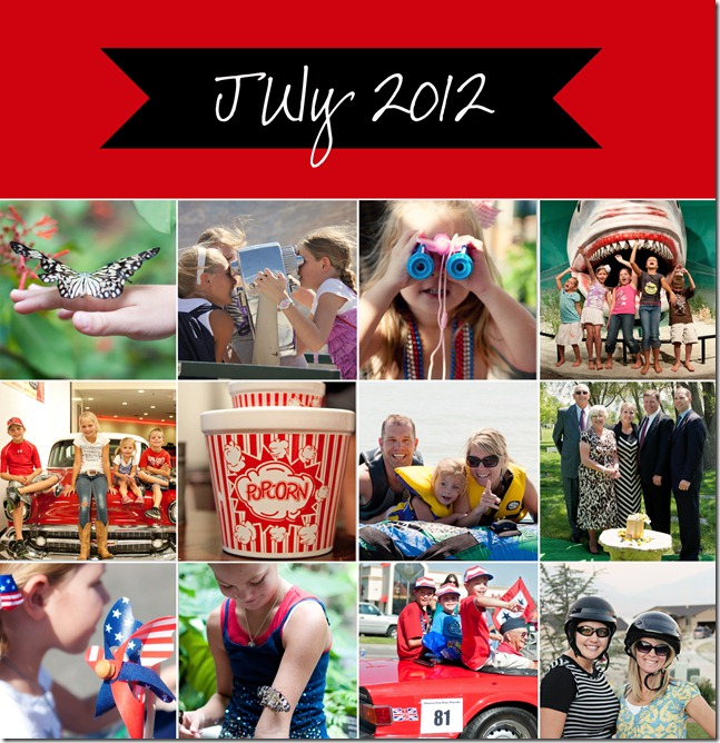 July Collage - 2012 - 1