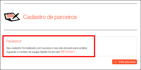 Monetize seu site com o Spider.Ad - programa afiliado alternativo - Visual Dicas