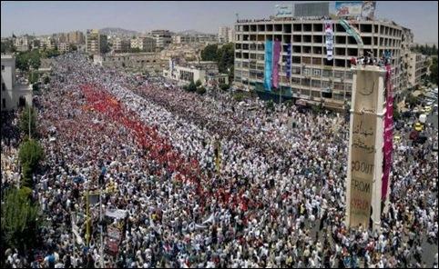 Syrian rebellion