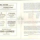RG Festschrift Kleingärtner 50 Jahre