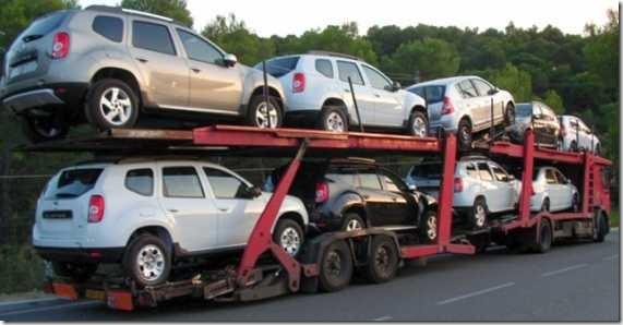 Autoweek tevredenheidstrofee Dacia 2011