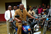 Preachers' Club in DR Congo