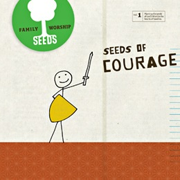 seeds of courage