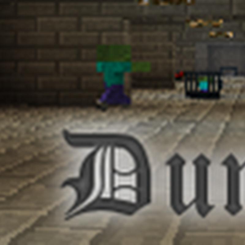 Minecraft 1.5 - Dungeonpack Mod