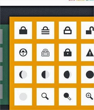 iconos con CSS3