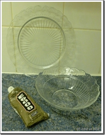 ikea glass plates