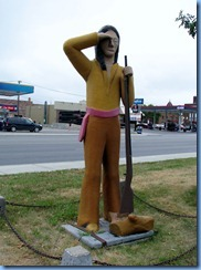 2634 Minnesota Bemidji - Chief Bemidji Statue