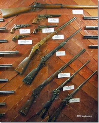 BTK Museum Guns