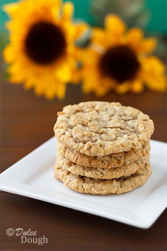 Sunflower Seed Cookies sunflower seed cookies dulce dough recipes