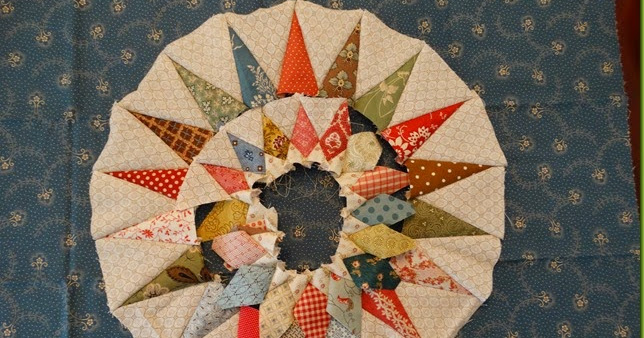 Juud 39 s quilts the irish circle quilt - Quilts gele ...