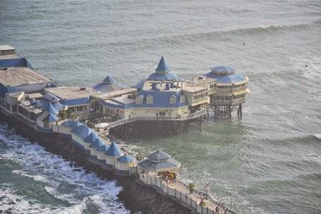 Obiective turistice Peru: Lima - miraflores