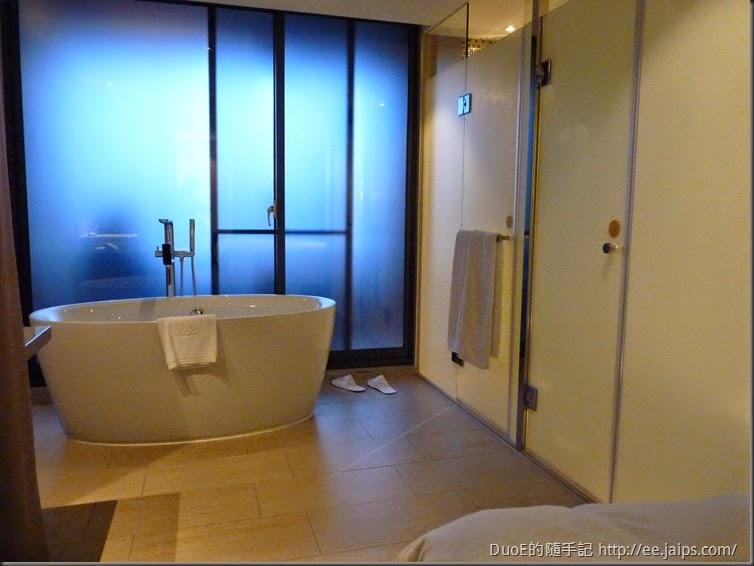星享道酒店-木星套房浴室