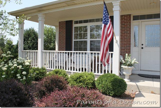 2012-07-05 Porch Railing 2012-07-05 009